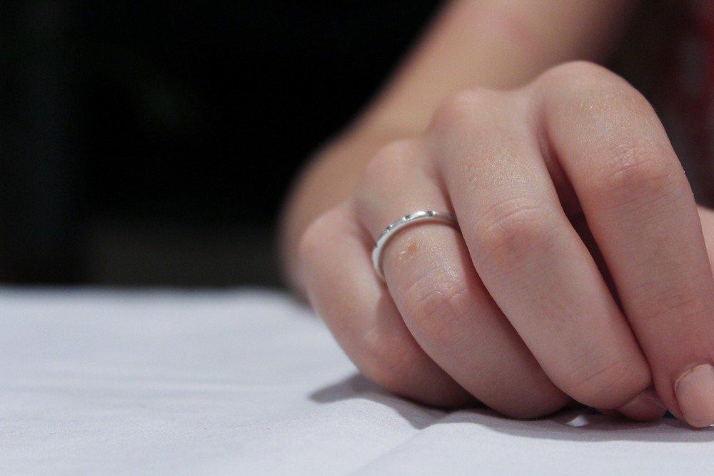 Je huwelijksaanzoek bezegele